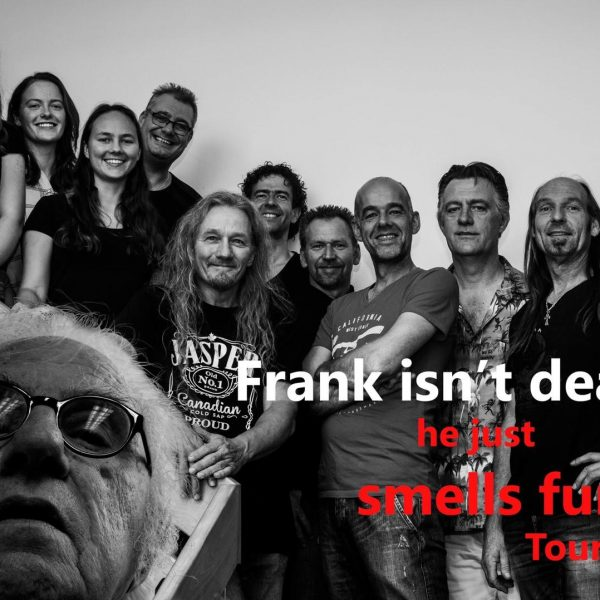 8 juni. Cheap Thrills! Frank Zappa tribute.